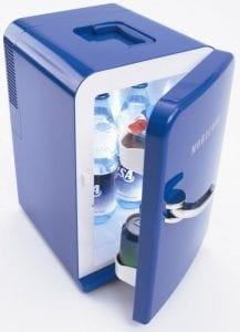 MobiCool F15 mini koelkast blauw