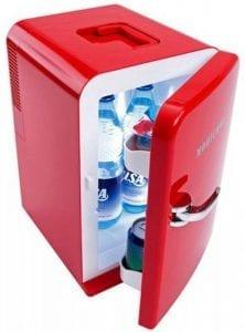 MobiCool F15 mini koelkast rood